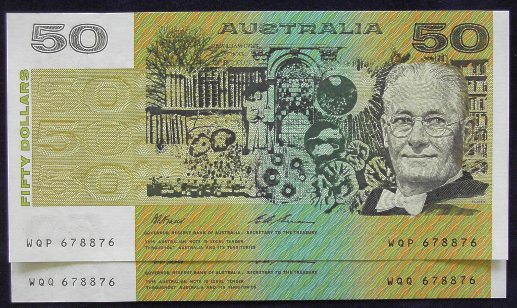 1993-AUSTRALIA-FIFTY-DOLLARS-BANKNOTES