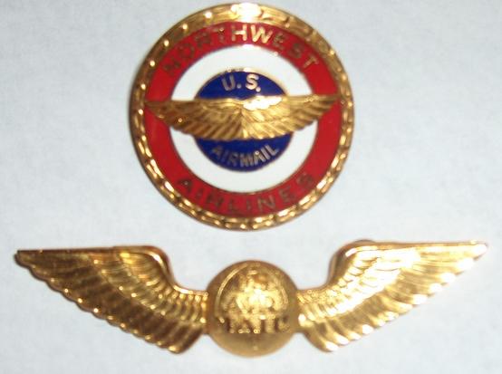 Northwest-Airlines-Pins