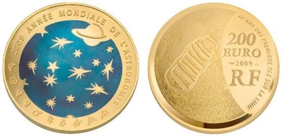 2009-Monnai-de-Paris-200-euro-gold-domed-coin