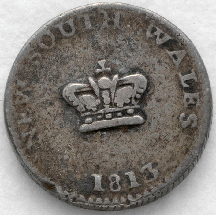 The centre of the coin was called the dump.