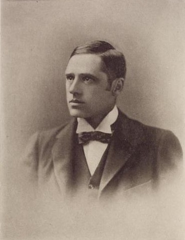 An early photograph of Banjo Paterson