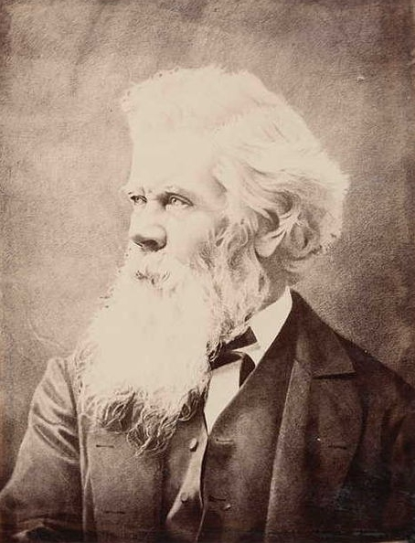 Portrait of Sir Henry Parkes