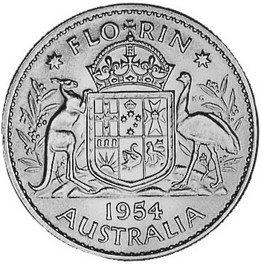 One Florin