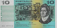 Ten Dollars Paper