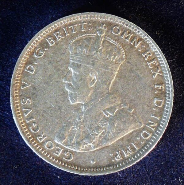 1911 Australia One Shilling - King George V