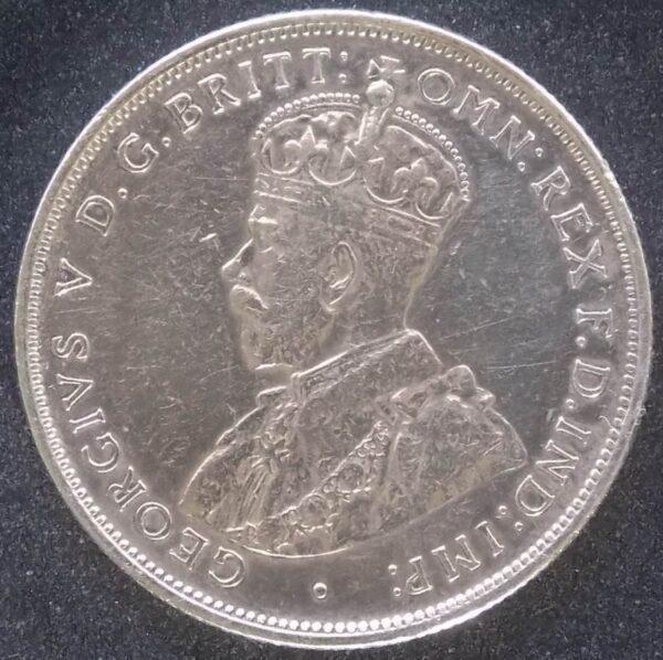 1916 Australia Florin - King George V