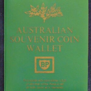 1936 Australia KGV  Full Coin Set