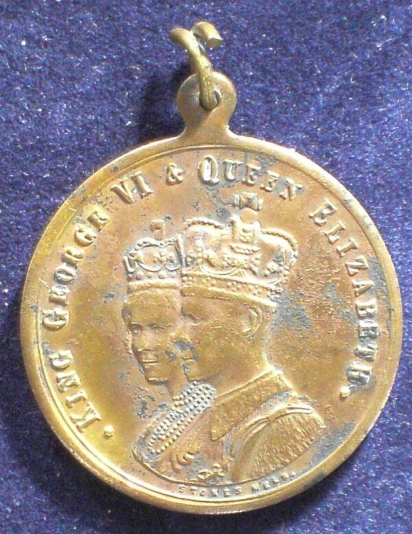 1937 Australian Coronation Medal