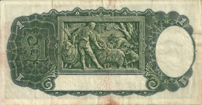1942 Australia One Pound - H21