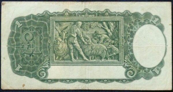 1942 Australia One Pound - H24