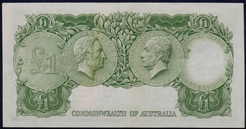 1953 Australia One Pound - HC00