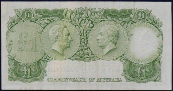 1953 Australia One Pound - HD32