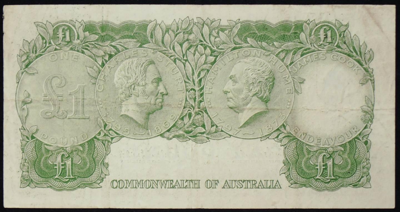 1961 Australia One Pound - HH84