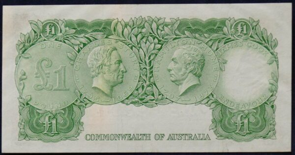 1961 Australia One Pound - HK00