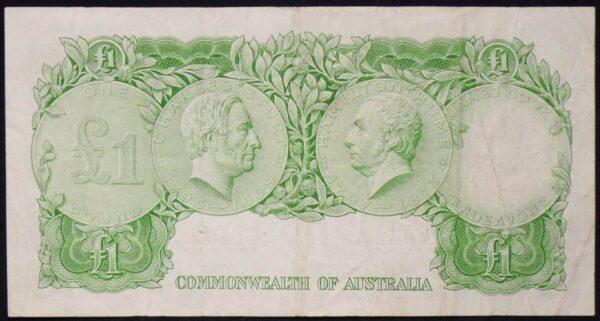 1961 Australia One Pound - HK46