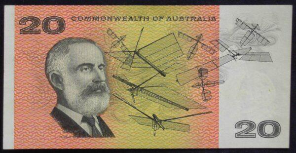 1966 Australia Twenty Dollars Paper - XAB
