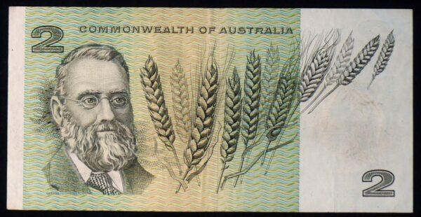 1966 Australia Two Dollars - FJS