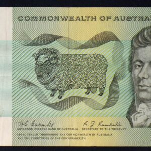 1967 Australia Two Dollars - FPE