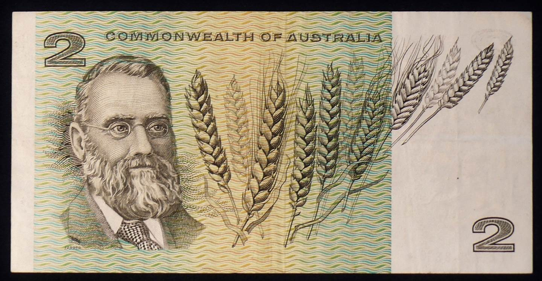 1967 Australia Two Dollars - FPE