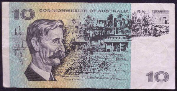 1968 Australia Ten Dollars - SKK