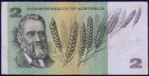 1968 Australia Two Dollars - FRQ