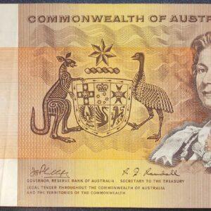 1969 Australia One Dollar Note - AJL