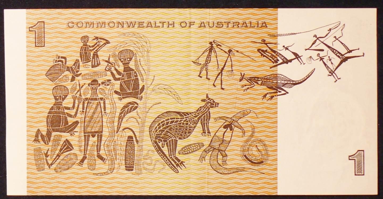 1969 Australia One Dollar Note - ARL