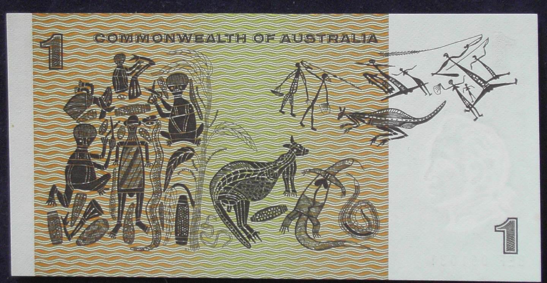 1972 Australia One Dollar Note - BEF