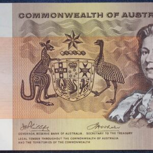 1972 Australia One Dollar Note - BHE