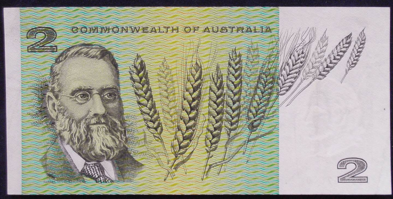 1972 Australia Two Dollars - GSB