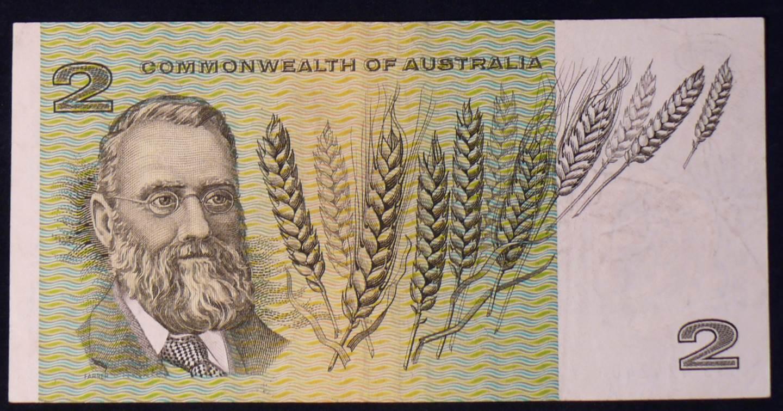 1972 Australia Two Dollars - GSJ