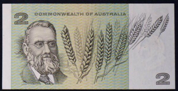 1972 Australia Two Dollars - GVD