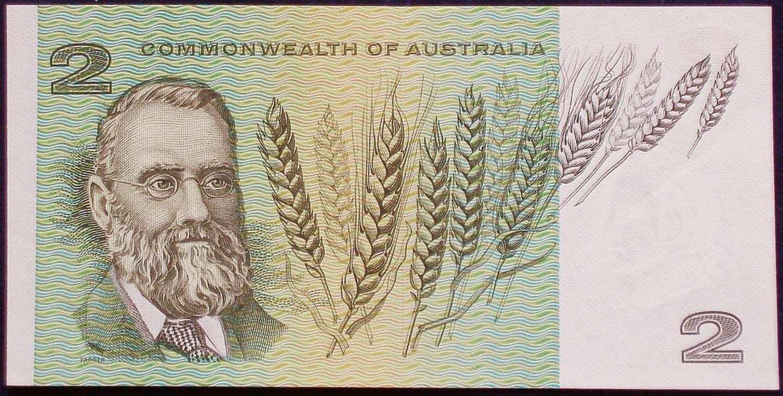 1972 Australia Two Dollars - HBC