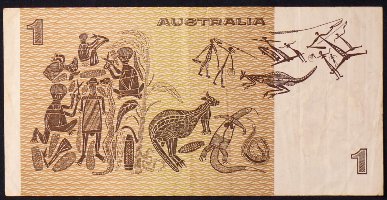 1974 Australia One Dollar Note - BNN