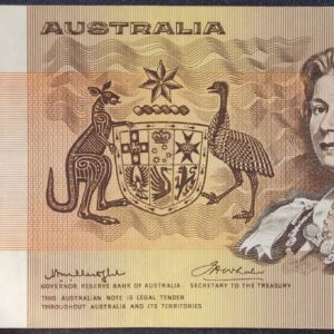 1976 Australia One Dollar Note - BYG