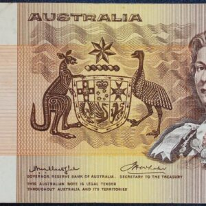 1976 Australia One Dollar Note - CBB