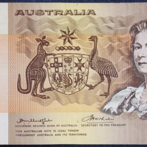 1976 Australia One Dollar Note - CDP