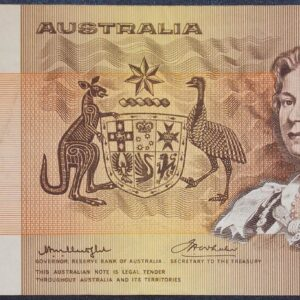 1976 Australia One Dollar Note - CKN