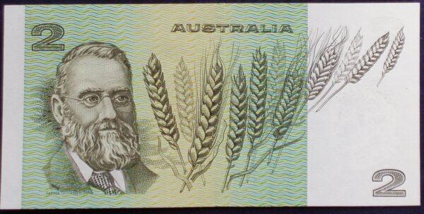 1976 Australia Two Dollars - HLY