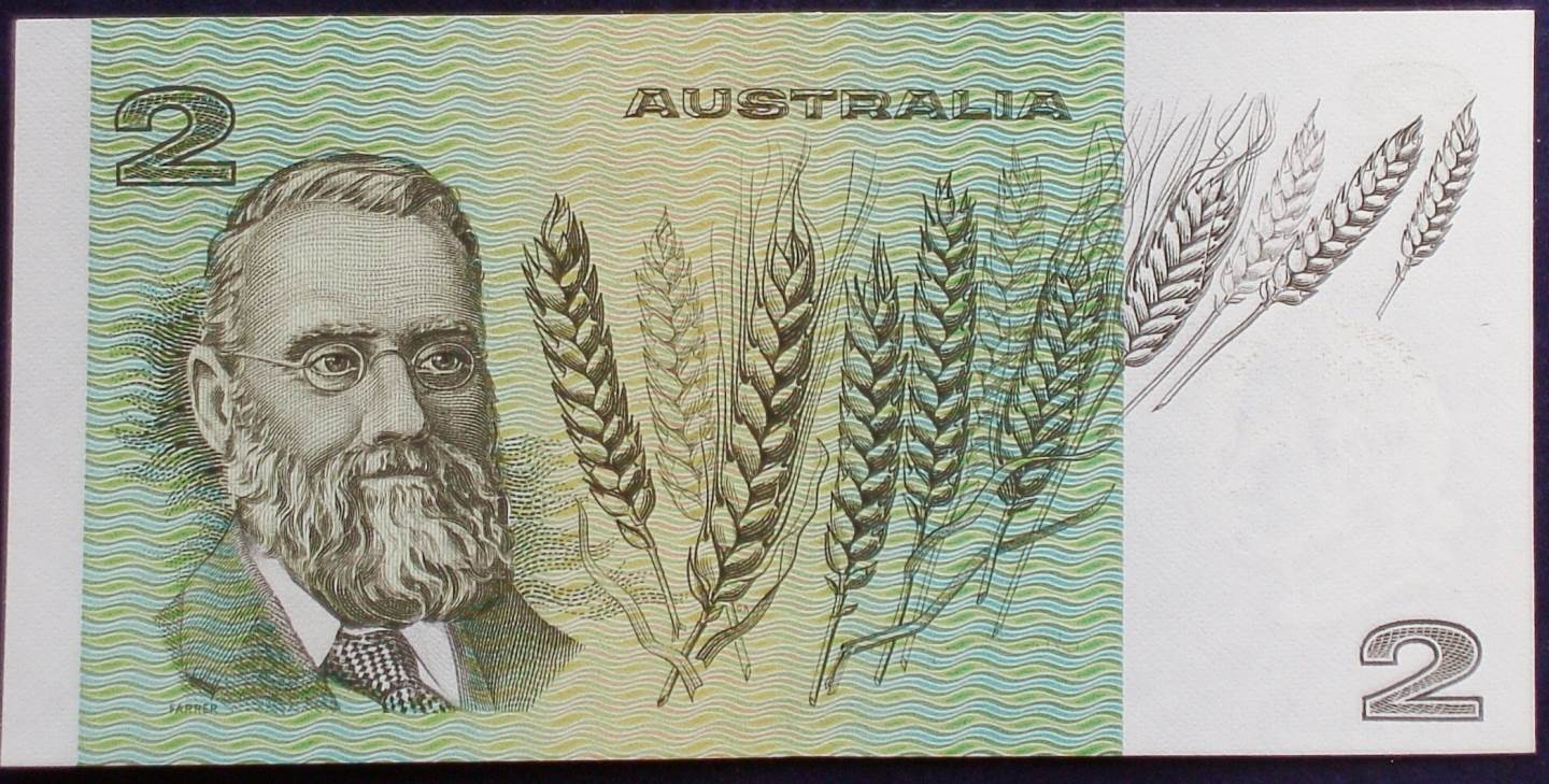 1976 Australia Two Dollars - HLY