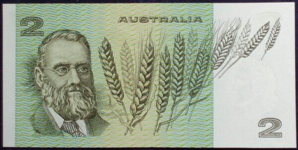 1976 Australia Two Dollars - HNC