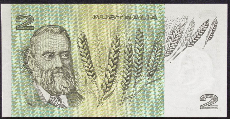 1976 Australia Two Dollars HRC