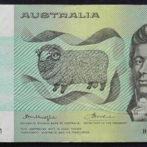 1976 Australia Two Dollars - HTV