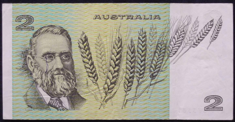 1976 Australia Two Dollars - HTV