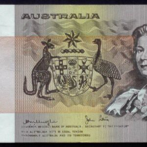 1977 Australia One Dollar Note - CQG