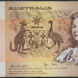 1977 Australia One Dollar Note - CTD