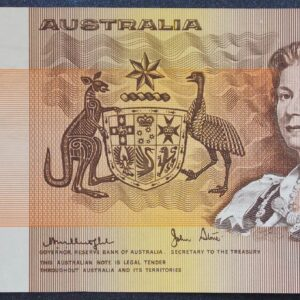 1977 Australia One Dollar Note - CXE