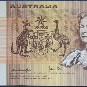 1977 Australia One Dollar Note - DDN