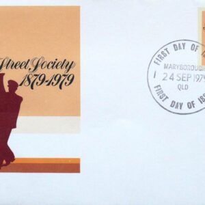 1979 Australia Post FDC - Royal South Street Society