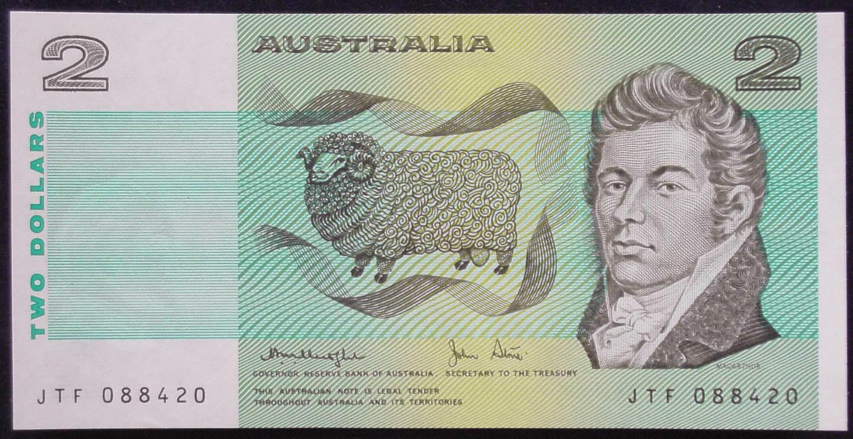 1979 Australia Two Dollars - JTF
